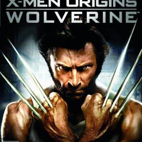 The cover art of the game X-Men Origins: Wolverine.