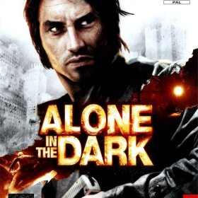 The cover art of the game Alone in the Dark.