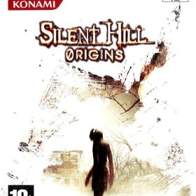 The cover art of the game Silent Hill: Origins.