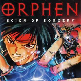 The coverart thumbnail of Orphen: Scion of Sorcery