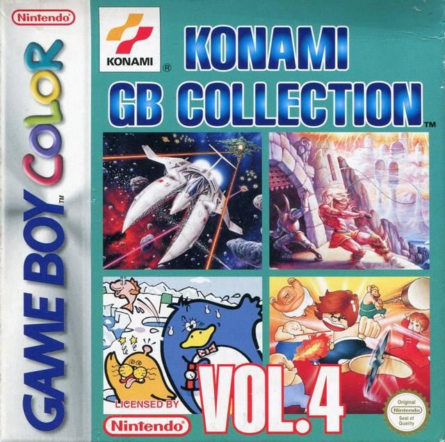 Konami GB Collection Vol.4