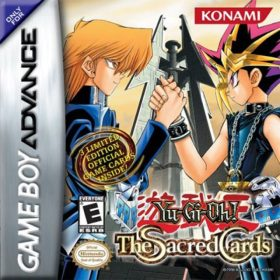 The coverart thumbnail of Yu-Gi-Oh! - The Sacred Cards