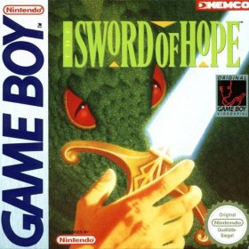 The cover art of the game The Sword of Hope (Sweden).