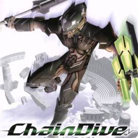 The cover art of the game ChainDive.