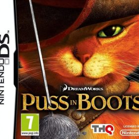 The coverart thumbnail of DreamWorks Puss in Boots