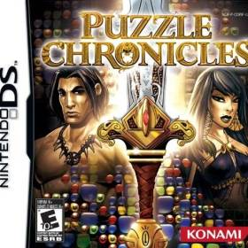The cover art of the game Puzzle Chronicles.