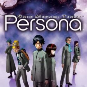 The cover art of the game Shin Megami Tensei: Persona (Undub).