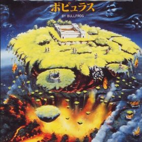 The coverart thumbnail of Populous