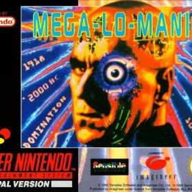 The coverart thumbnail of Mega lo Mania