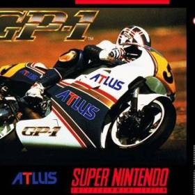 The cover art of the game GP-1 .