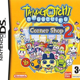 The coverart thumbnail of Tamagotchi Connexion: Corner Shop 2