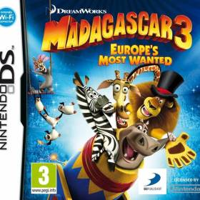 The coverart thumbnail of Madagascar 3: Europe's Most Wanted