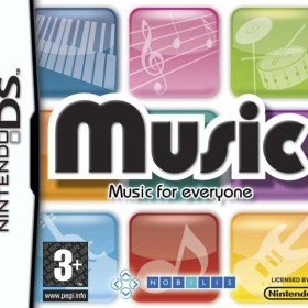 The coverart thumbnail of Music: Music for Everyone