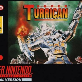 The coverart thumbnail of Super Turrican