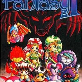 The cover art of the game Light Fantasy II .