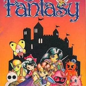 The cover art of the game Light Fantasy.