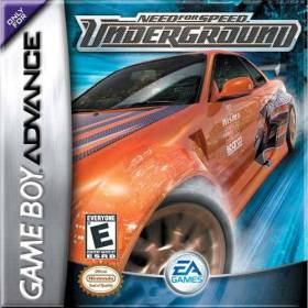 The coverart thumbnail of Need For Speed - Underground