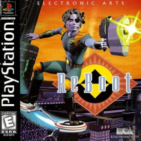 The coverart thumbnail of ReBoot