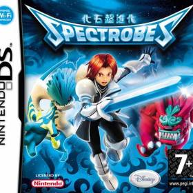 The coverart thumbnail of Spectrobes