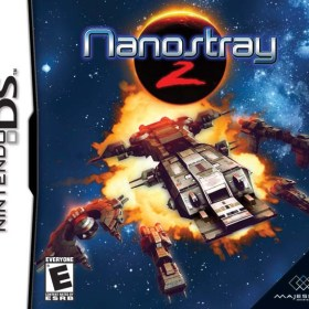 The cover art of the game Nanostray 2.