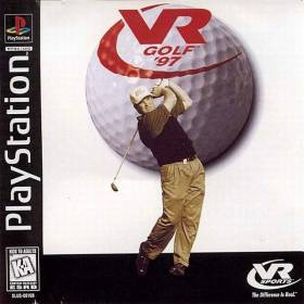 The cover art of the game VR Golf '97.