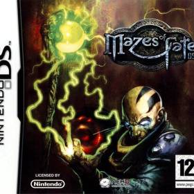 The coverart thumbnail of Mazes of Fate DS