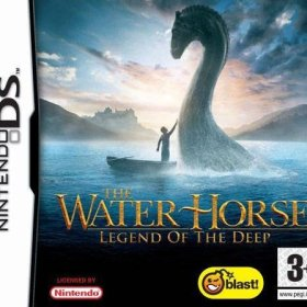 The cover art of the game The Waterhorse: Legend of the Deep.
