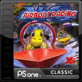 The coverart thumbnail of XS Airboat Racing