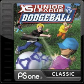 The coverart thumbnail of XS Junior League Dodgeball