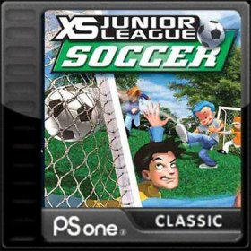 The coverart thumbnail of XS Junior League Soccer