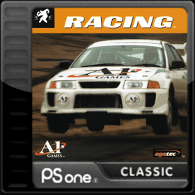 The coverart thumbnail of Racing
