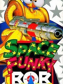 The cover art of the game Space Funky B.O.B. .
