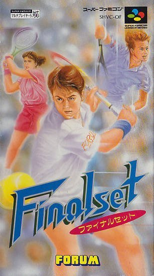 The coverart image of Finalset