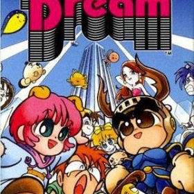 The cover art of the game Tower Dream.
