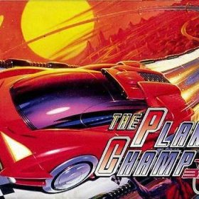 The cover art of the game The Planet's Champ TG 3000.