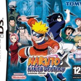 The coverart thumbnail of Naruto - Ninja Destiny