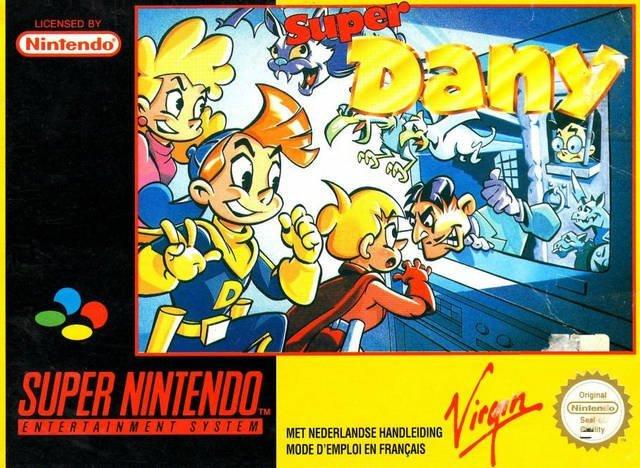 Super Dany