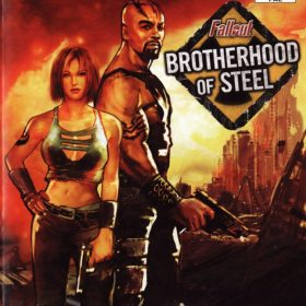 The coverart thumbnail of Fallout: Brotherhood of Steel
