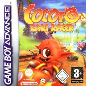 The cover art of the game Cocoto - Kart Racer.
