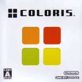 The coverart thumbnail of Bit Generations - Coloris