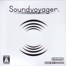 The cover art of the game Bit Generations - Soundvoyager .