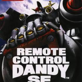 The cover art of the game Remote Control Dandy SF.