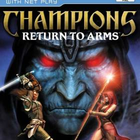 The coverart thumbnail of Champions: Return to Arms