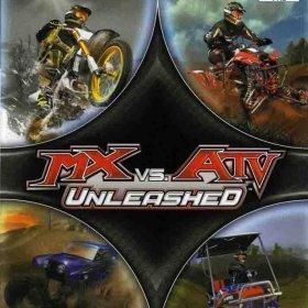 The coverart thumbnail of MX vs. ATV Unleashed