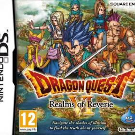 The coverart thumbnail of Dragon Quest VI: Realms of Reverie