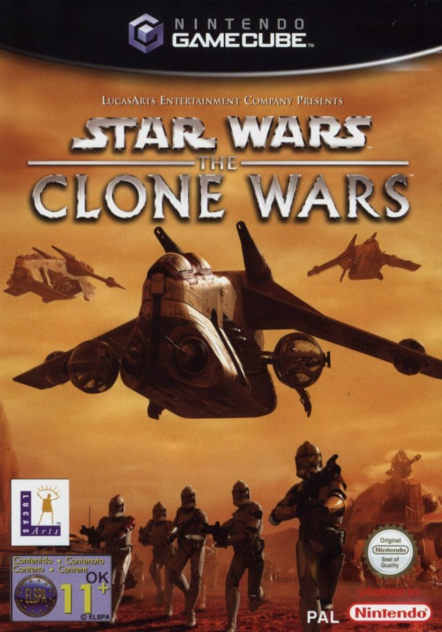 Star Wars: The Clone Wars (Germany)