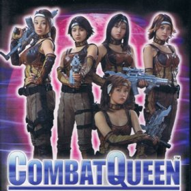 The cover art of the game Combat Queen.