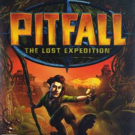The coverart thumbnail of Pitfall: The Lost Expedition