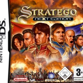 The cover art of the game Stratego: Next Edition .