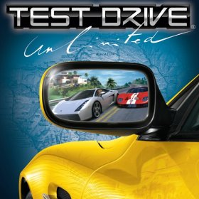 The coverart thumbnail of Test Drive Unlimited